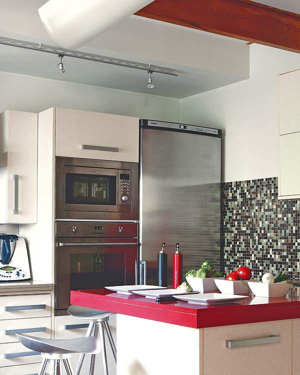 Decoracion actual de moda marzo 2013 - Revestimientos cocinas modernas ...