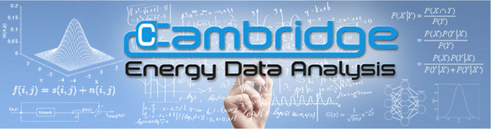 Cambridge Energy Data Analysis