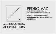 Pedro Vaz - Especialista em Medicina Chinesa