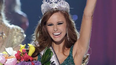 Alyssa Campanella - 2011 Miss USA