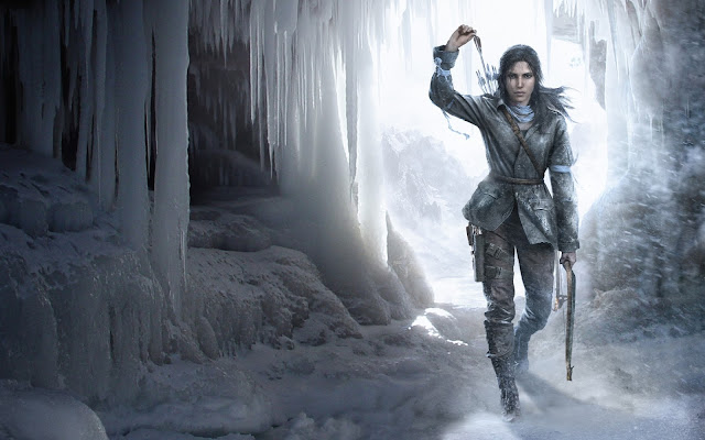 Rise of the Tomb Raider é o lançamento da semana para Xbox 360, Xbox One