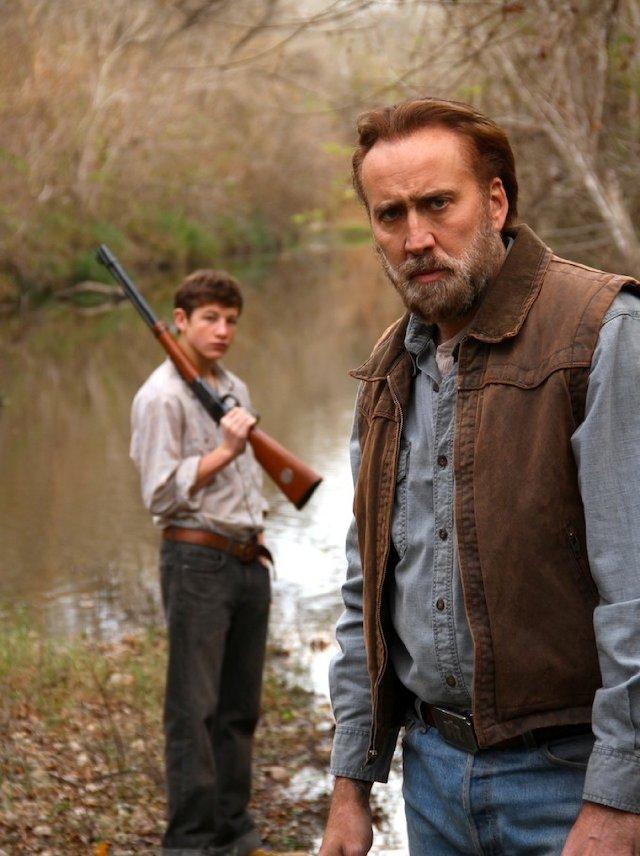 Joe Movie starring Nicolas Cage : Teaser Trailer