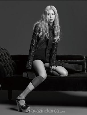 Red Velvet - Harper's Bazaar Magazine May Issue '2015