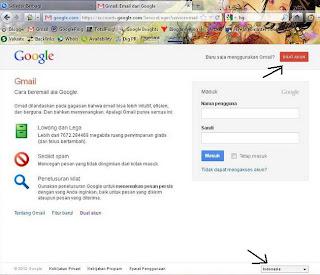 Cara Membuat Email di Gmail, Yahoo dan Hotmail