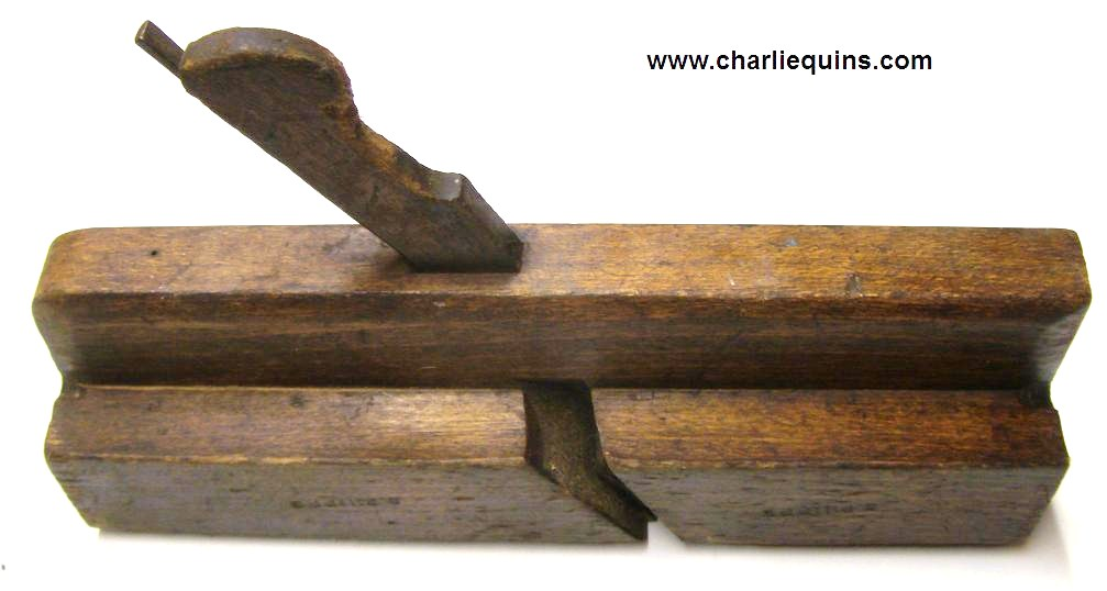 CHARLIEQUINS THINGS FOR SALE: Antique Joinery Tools, Wood Working Planes 004