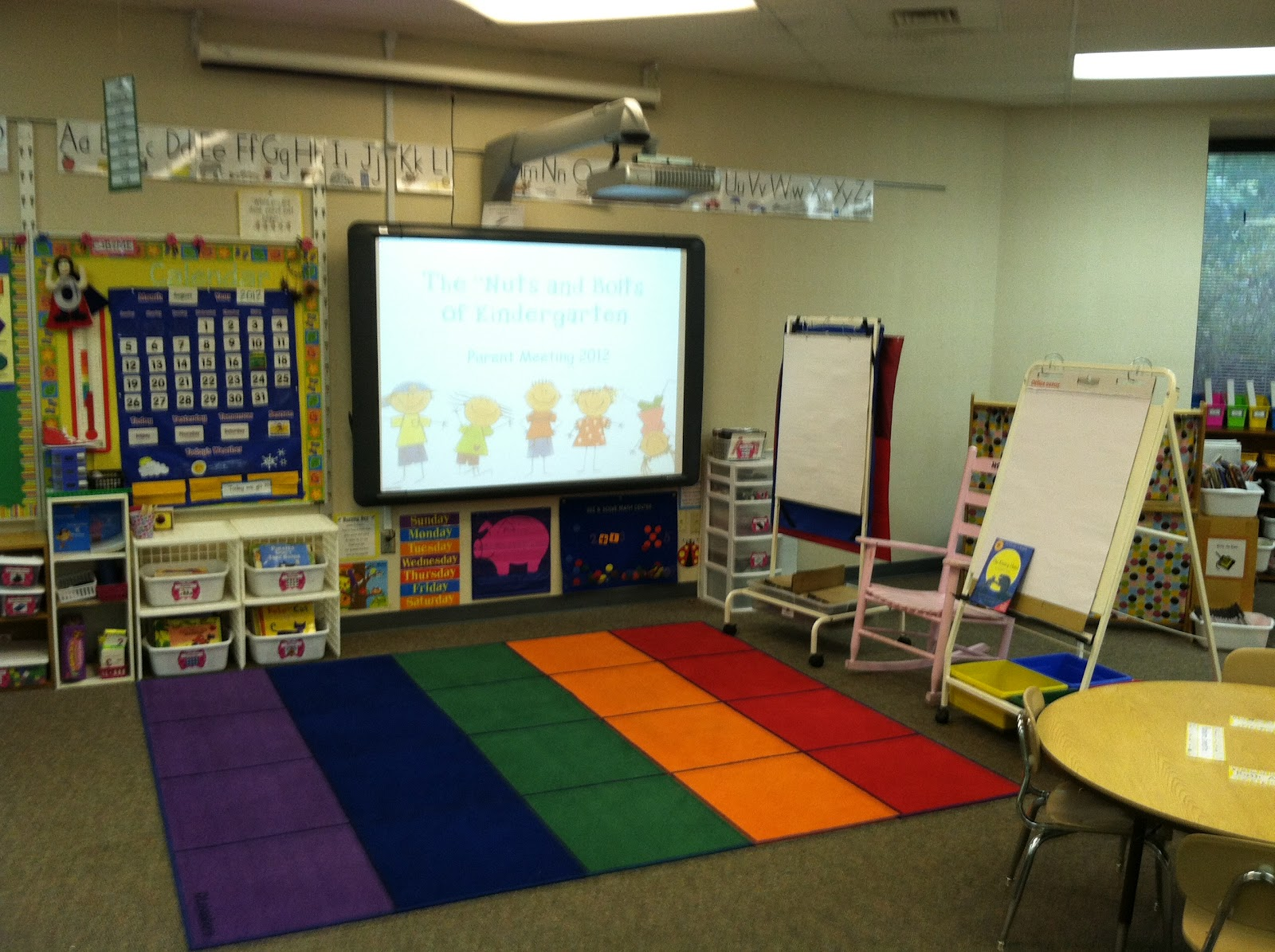 Kindergarten Calendar For Promethean Board : Mrs cates kindergarten a new crew