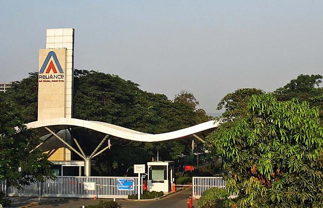 reliance HQs navi mumbai