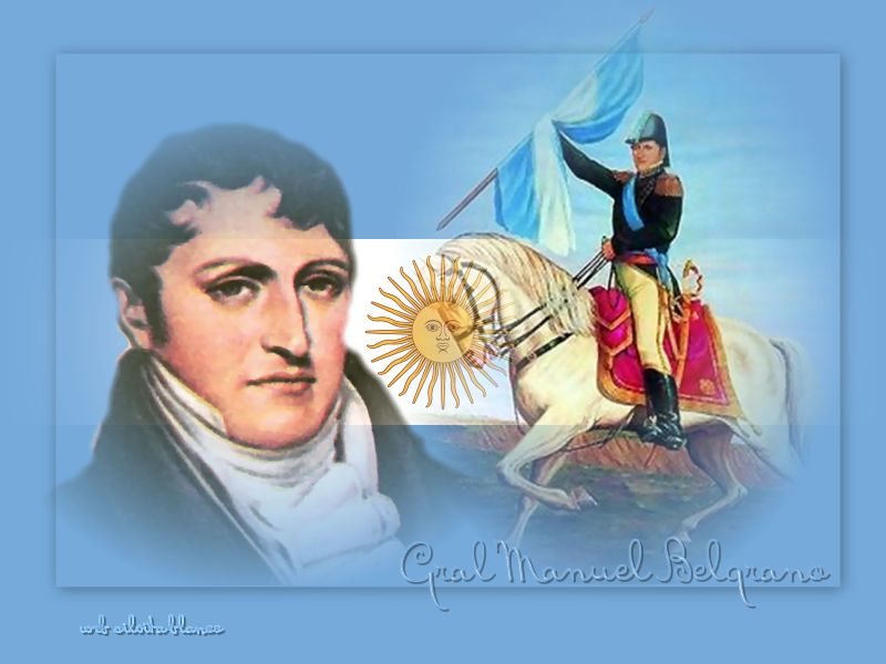 Manuel Belgrano Argentina