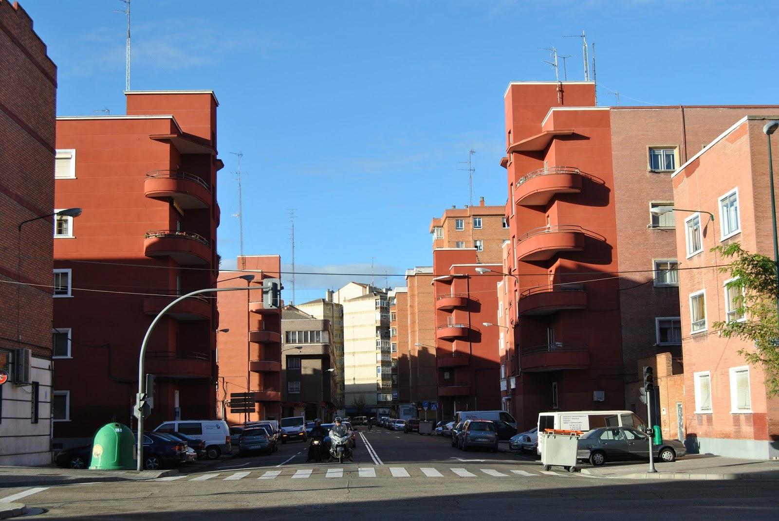 Arte en valladolid la arquitectura racionalista en valladolid - Arquitectos en valladolid ...