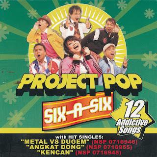 Project Pop - Metal vs Dugem (from Six a Six)