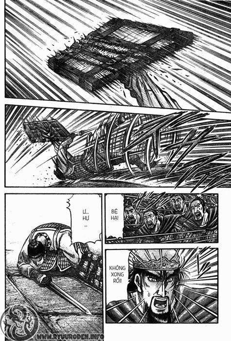 Chú Bé Rồng - Ryuuroden chap 200 - Trang 9