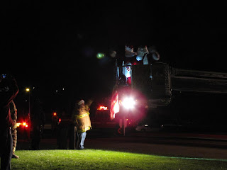 Bowie,Maryland,Christmas Tree Lighting,Belair Mansion,Santa Claus,Mrs. Claus,Bowie Volunteer Fire Department,Tower 39