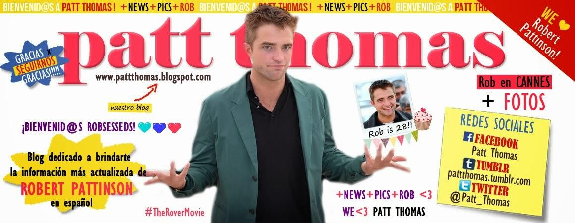 Patt Thomas