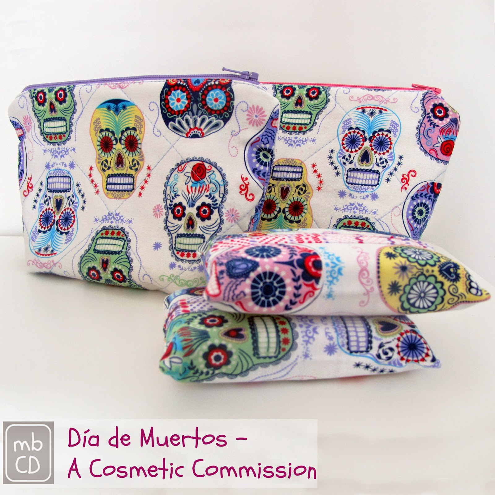 Dia De Muertos A Cosmetic Commission Made By Chrissied