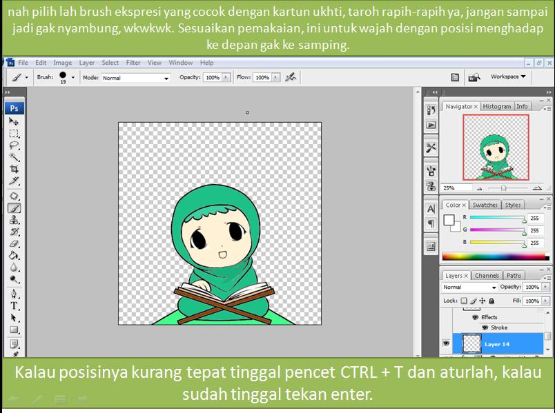 Tutorial Membuat Ekspresi Wajah Kartun Irmalasmk1 Ikatan Remaja Mushola Smkn 1