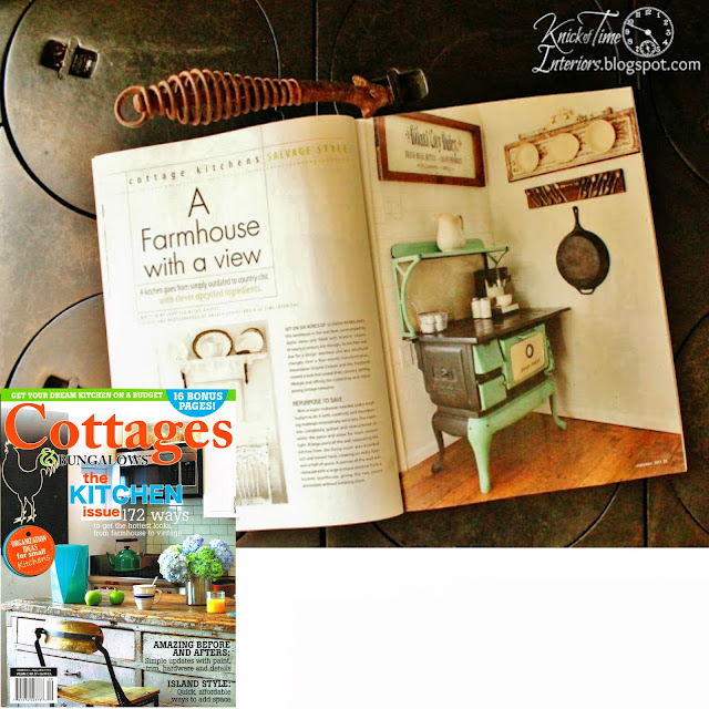2013 Projects via Knick of Time including a laundry room remodel, bathroom remodel, fine art photography, antique school primer penmanship wall art, farmer's market sign, grain sack furniture, sidewalk chalkboard, apothecary jars, repurposed books coat rack, book page wreath, antique ceiling tile cabinet doors, antique window sign
