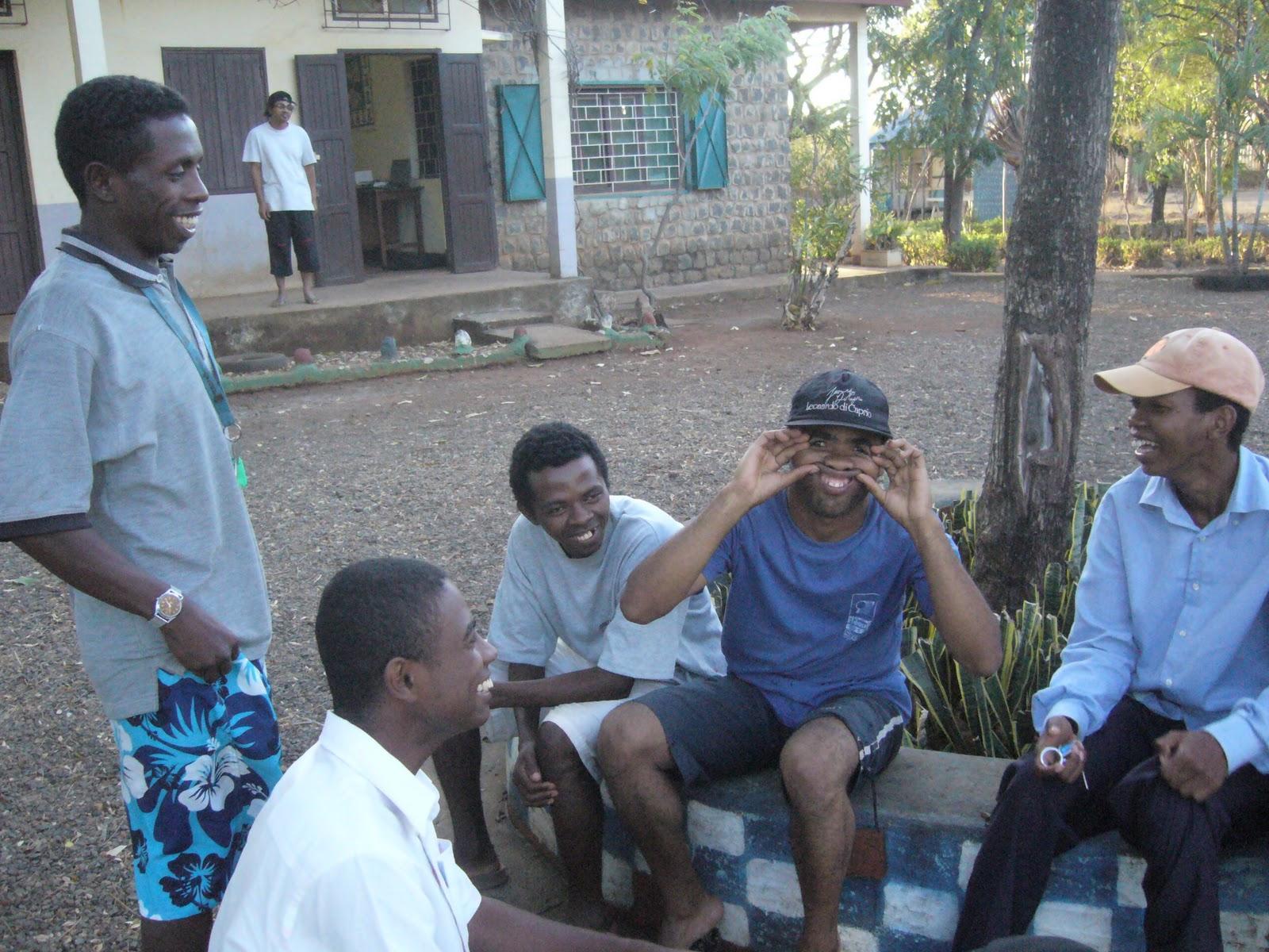 Rencontre franco malgache