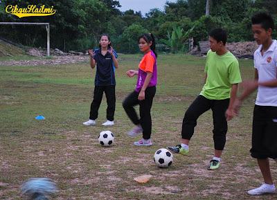 Kem 1 Murid 1 Sukan 1M1S Futsal