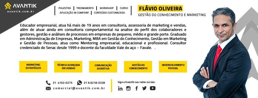 Avantik - Flavio Oliveira