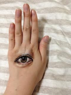 mata di tangan