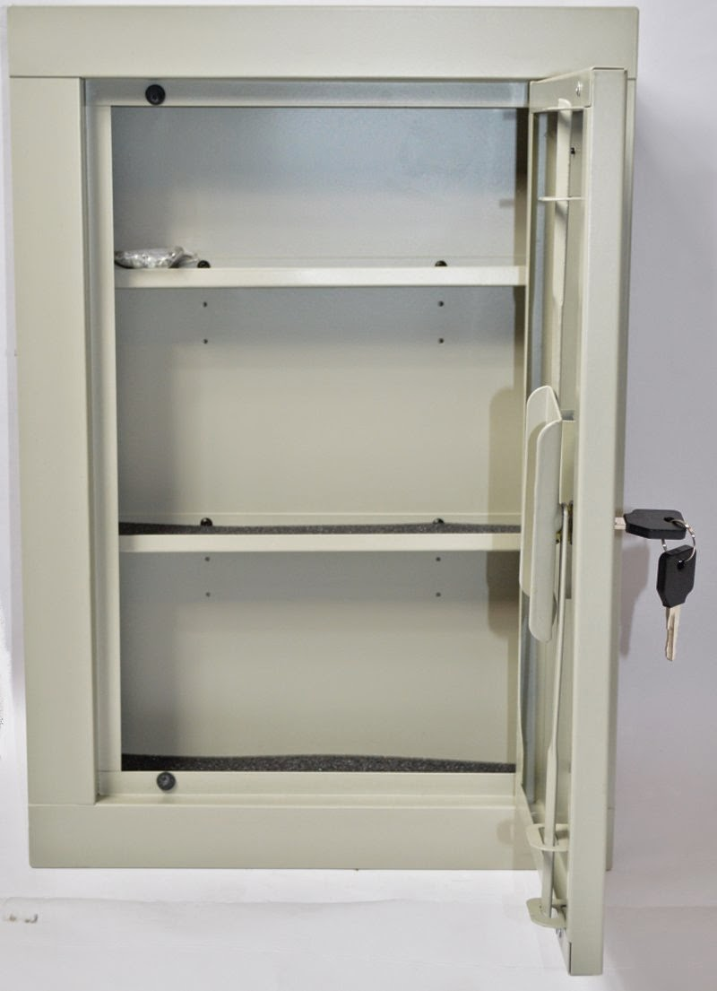 Stack-On In-Wall Steel Cabinet Safe Review