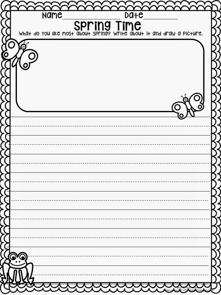 https://www.teacherspayteachers.com/Product/Spring-Writing-Freebie-1766970
