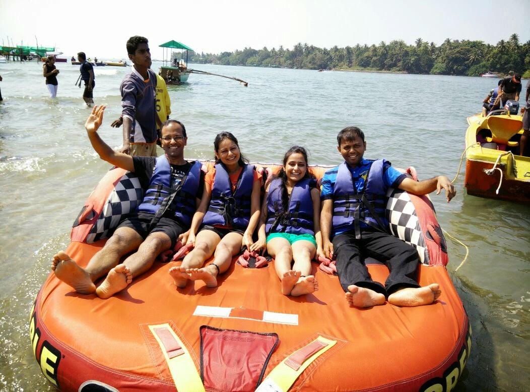 Tsunami Island -Water Sports