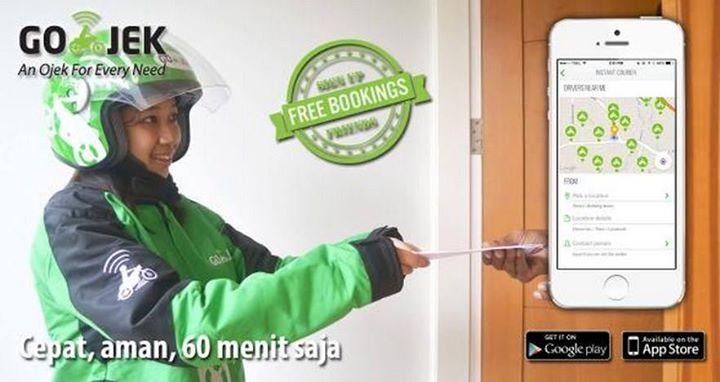Lowongan Kerja Driver GO-JEK Bandung