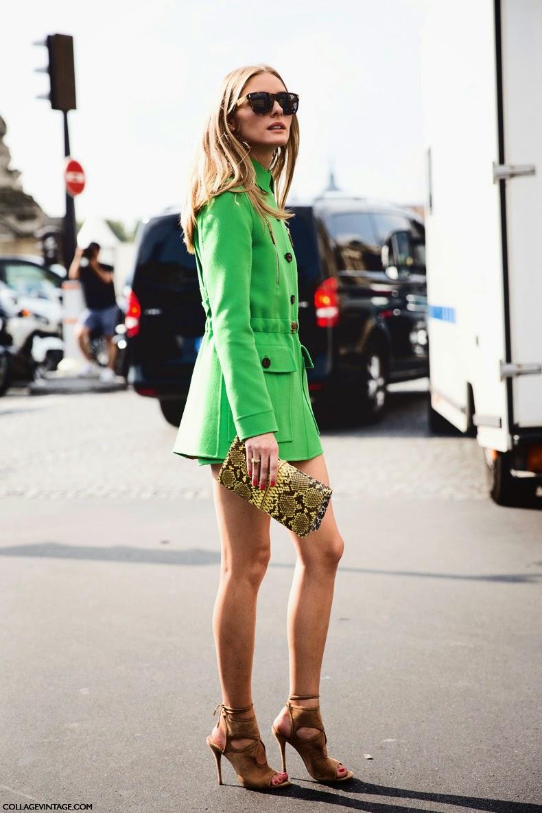The Olivia Palermo Lookbook : Olivia Palermo at Paris ...