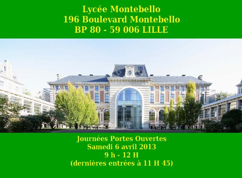 Bienvenue au college jean moulin journ es portes ouvertes - Portes ouvertes lycee faidherbe lille ...