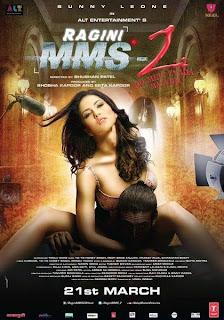Ragini MMS 2 (2014) Movie Poster