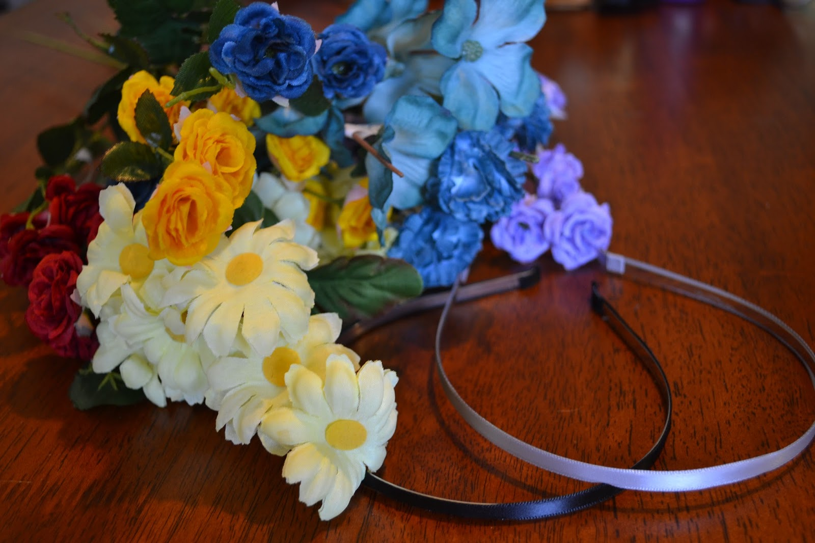 Artificially Flavored Fashion Flower Crowns