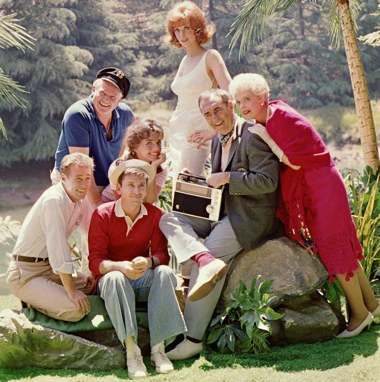 Gilligan S Island Movie Cast