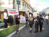 Marcha em São Gonçalo RJ Julho  2013