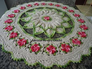 Flor Margarida Em Croche Marcelo Nunes | Consejos De Fotografía