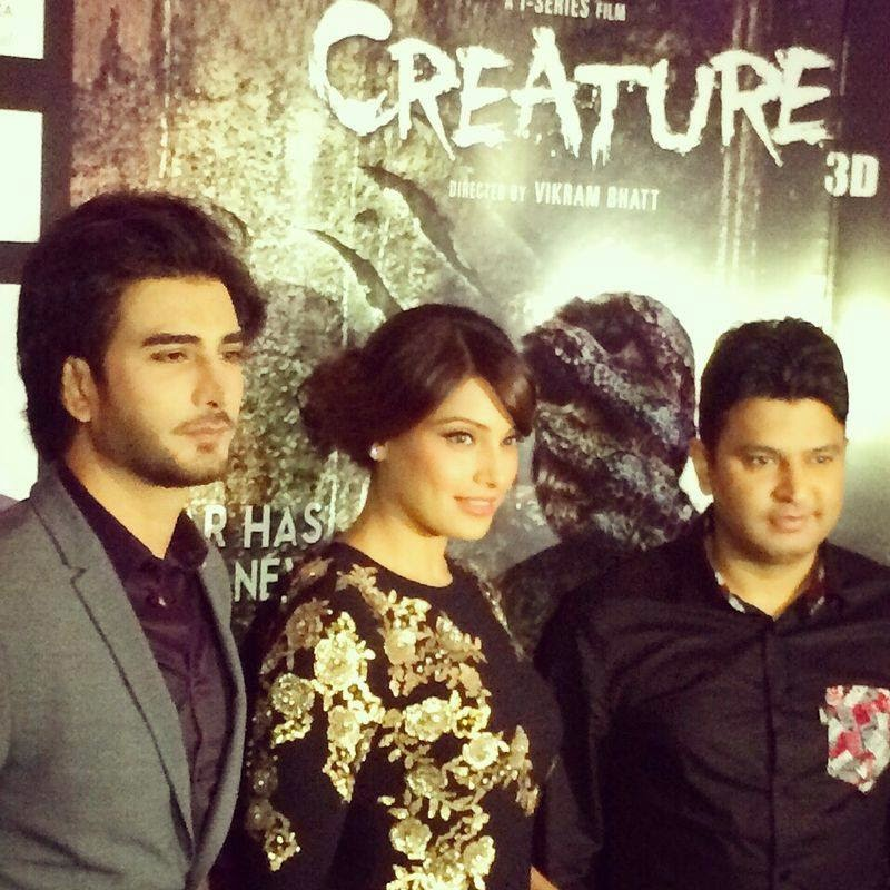 Bipasha Basu Promotion Creature3D at Dubai gallery