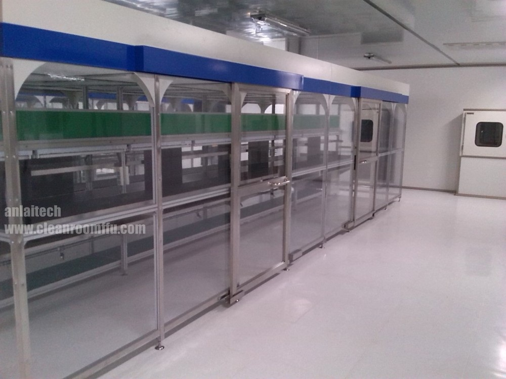 The Most High Clean Class, Class 100 Clean Room Booth Stations Upgrade Your  Factory Part 97