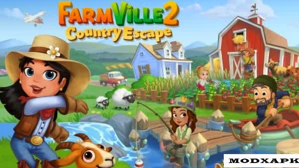 Farmville 2: Country Escape 2.3.149 Mod Apk (Unlimited Money)