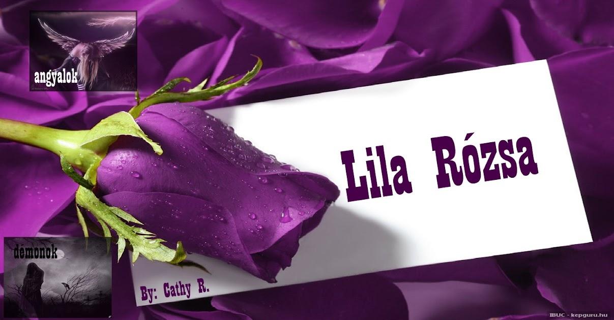 Lila Rózsa