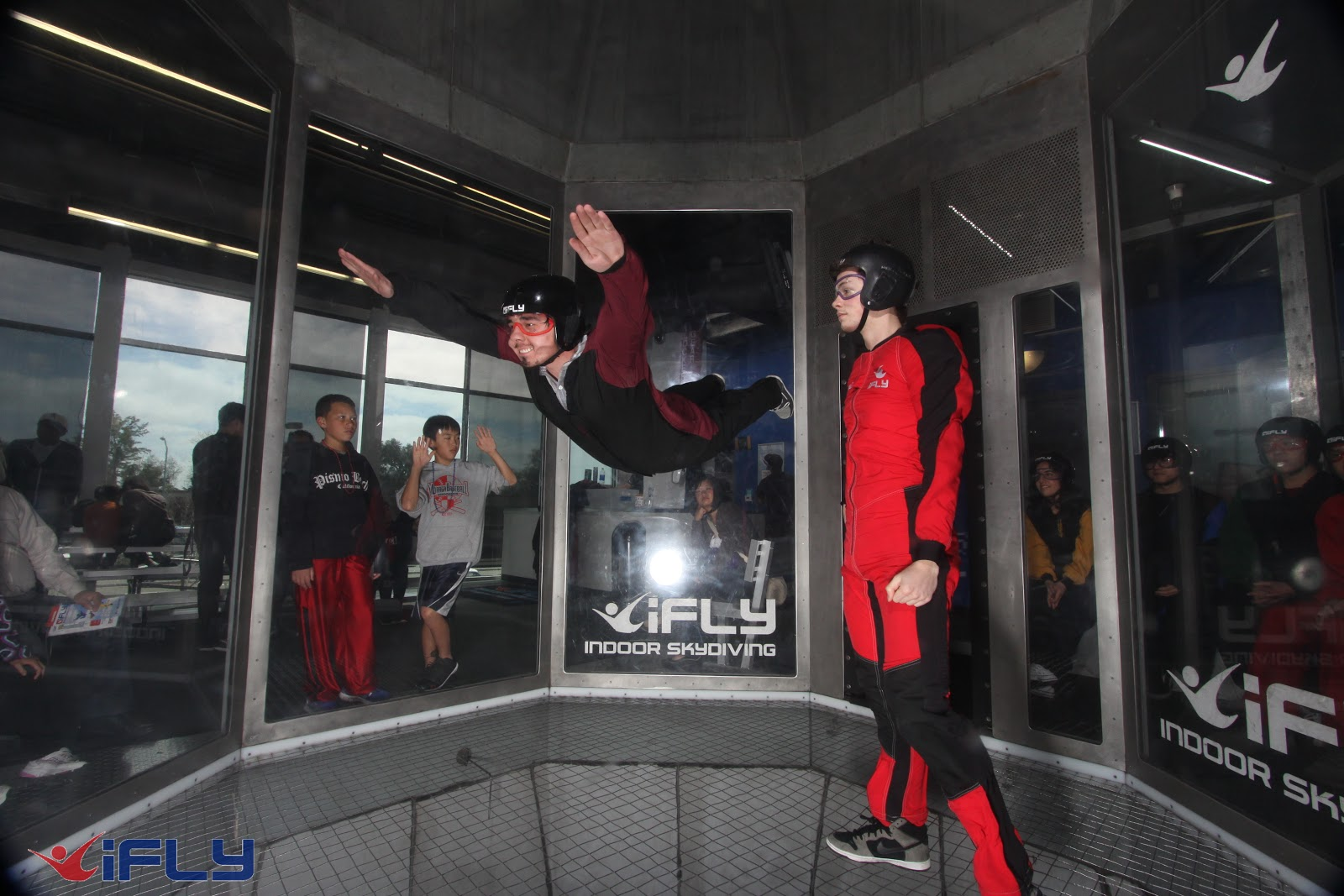 Dec 03,  · reviews of iFLY Indoor Skydiving - SF Bay