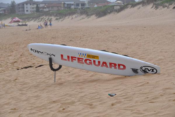 sandstorm lifeguard