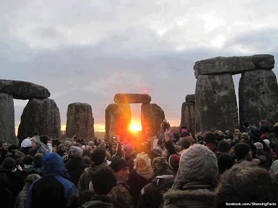 NEO-DRUIDISM AND WINTER SOLSTICE IN BRITAIN