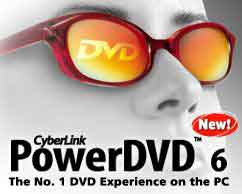Power DVD 6 Full Version