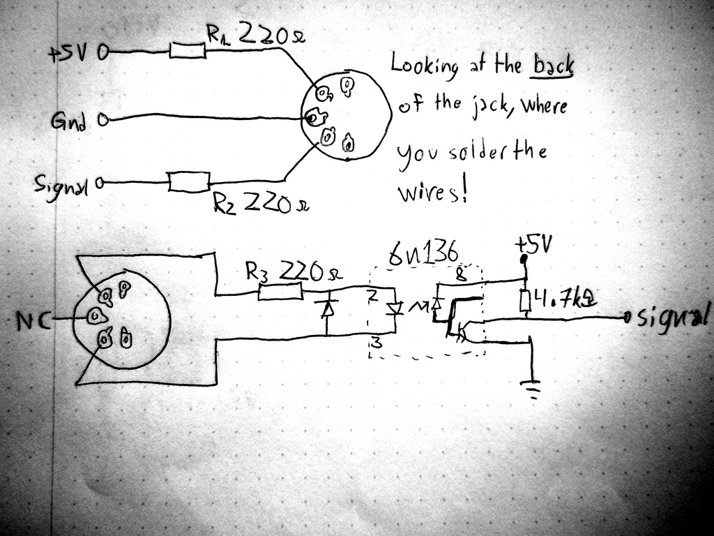 Korg Forums :: View topic - monotribe midi in on speaker connector wiring, rs232 connector wiring, can bus connector wiring, mini connector wiring, dmx connector wiring, ethernet connector wiring,