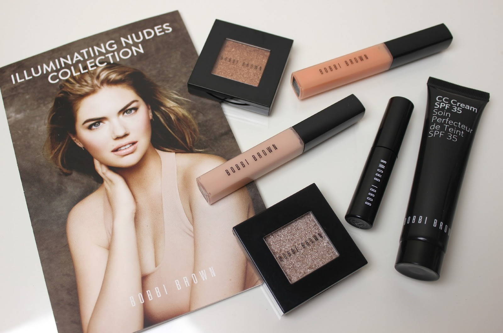 A picture of Bobbi Brown Illuminating Nudes Collection