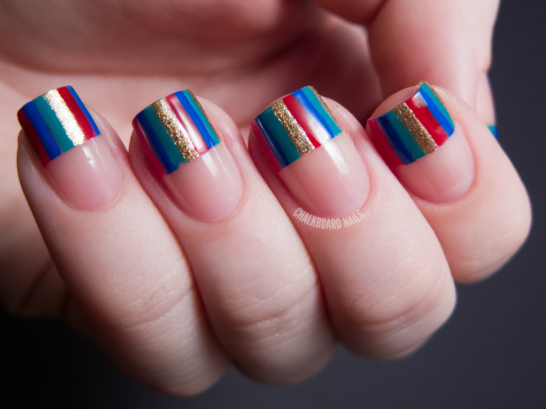 Nails by Kayla Shevonne: Guest Post - Chalkboard Nails