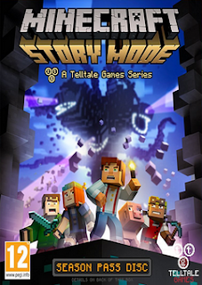 Download Minecraft Story Mode Episode 1 PC Full Crack