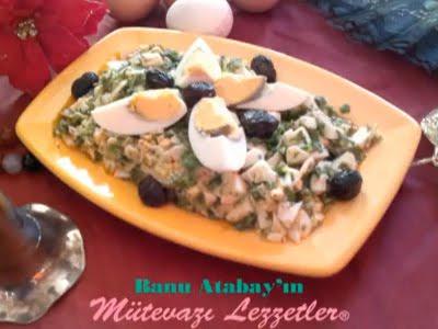Yumurta Salatası Nasıl Yapılır - Videolu Tarifi