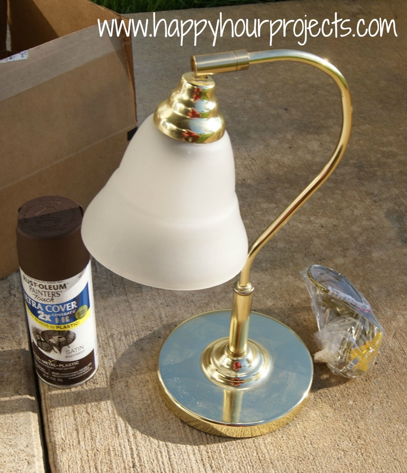 glass light globes seeded glass thrift lamp revamp with martha stewart glass paints happy hour
