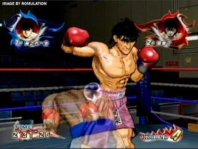 Victorious Boxers - Ippo's Road to Glory  Ps2 Iso Ntsc Juegos Para PlayStation 2
